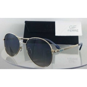 Gianfranco Ferre GF1139 001a Gold Sunglasses