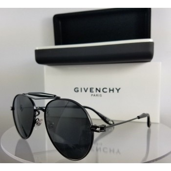 GIVENCHY GV 7012/S PDEE5 Black Sunglasses