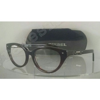 Diesel DL 5057 054 Orange Eyeglasses