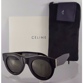 Celine CL 41096 S AUB 70 Black Sunglasses