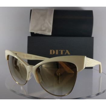 Dita Temptation 22029-C-CRM Cream Sunglasses
