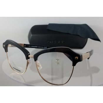 Dsquared 2 DQ 5152 001 Black Eyeglasses