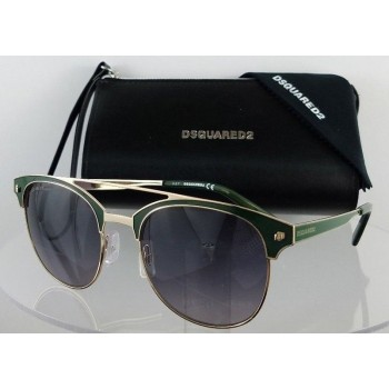 Dsquared 2 DQ 0246 28B Gold Sunglasses