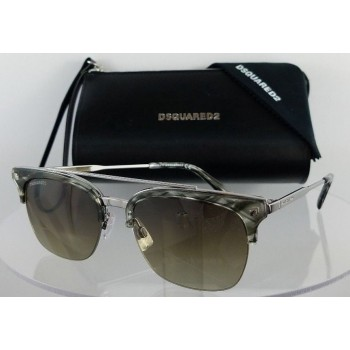 Dsquared 2 DQ 0250 20P Charcoal Sunglasses