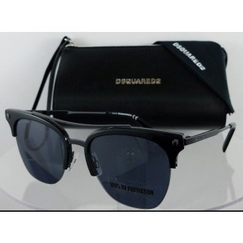 Dsquared 2 DQ 0251 Kris 01A Black Sunglasses