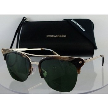 Dsquared 2 DQ 0251 Kris 50N Gold Sunglasses