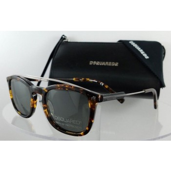 Dsquared 2 DQ 0272 SEAN 52A Gold Sunglasses