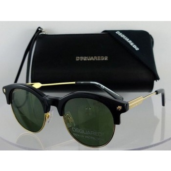 Dsquared 2 DQ 0273 Connor 01N Black Sunglasses