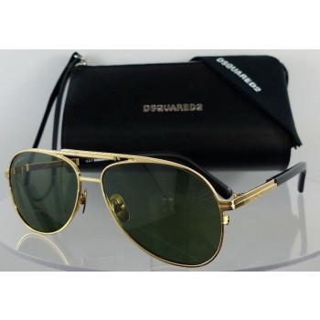 Dsquared 2 DQ 0280 Dean 30N Gold Sunglasses