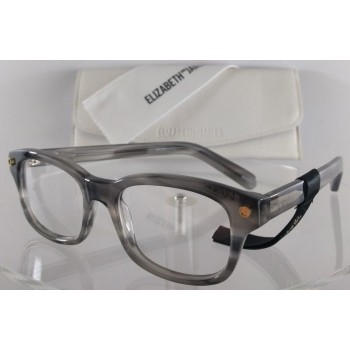 Elizabeth and James Beacom EJO 1140 Grey Eyeglasses