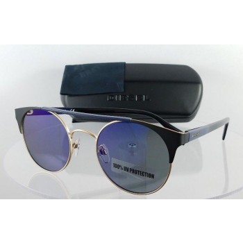 Diesel DL 0218 33X Black Sunglasses