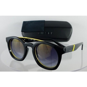 Diesel DL 0251 01C Black Sunglasses