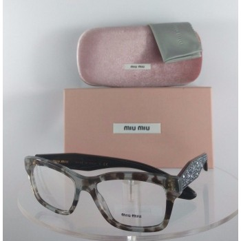 Miu Miu SMU 11P TIM-4W1 Yellow Sunglasses