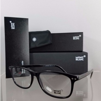 MONT Blanc MB 621 001 Black Eyeglasses
