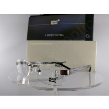 MONT Blanc MB 305 048 Brown Eyeglasses