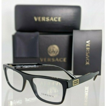 Versace VE 3277 GB1 Black Eyeglasses