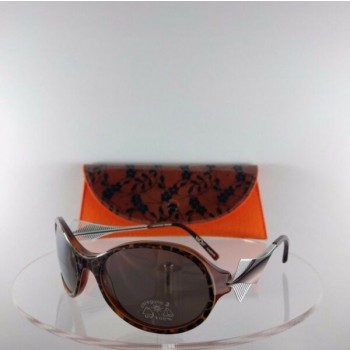 Brand New Authentic BOZ Sunglasses New Day 9515 60mm Tortoise Brown Frame