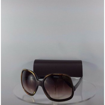 Brand New Authentic Oliver Peoples Sunglasses OV Talya BNS Brown Frame