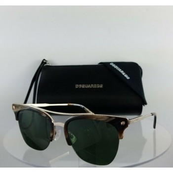 Brand New Authentic Dsquared2 Sunglasses DQ 0251 Kris 50N 55mm Frame DQ251