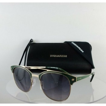 Brand New Authentic Dsquared2 Sunglasses DQ 0246 Bruce 28B 53mm Frame DQ246