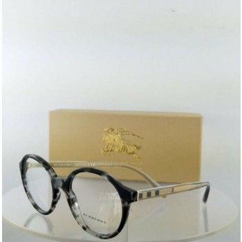Brand New Authentic Burberry BE 2254 Eyeglasses 3533 Charcoal Grey Frame 51mm