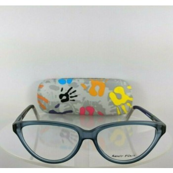 Brand New Authentic Ronit Furst Rf 3471 Mm Hand Painted Eyeglasses 56Mm Frame