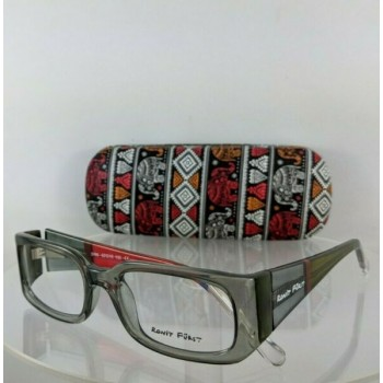 Brand New Authentic Ronit Furst Rf 3766 M2S Hand Painted Eyeglasses 52Mm Frame