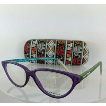 Brand New Authentic Ronit Furst Rf 3471 T19 Hand Painted Eyeglasses 55Mm Frame