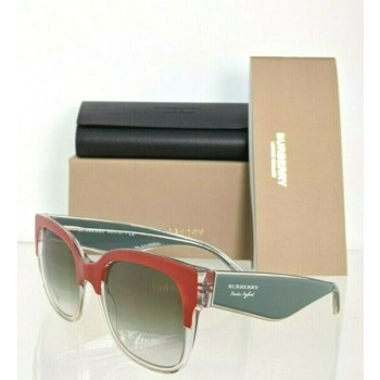 Brand New Authentic Burberry BE 4271 Sunglasses 3734/8E Two Toned Frame 56mm