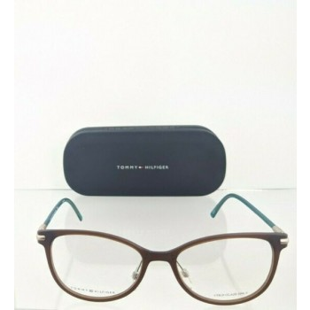 Brand New Authentic Tommy Hilfiger Eyeglasses TH 1398 R2X 52mm Frame