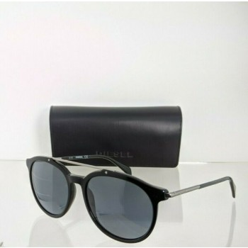 Brand Authentic Brand New Diesel Sunglasses DL 0188 Col. 01A 54mm Frame DL0188