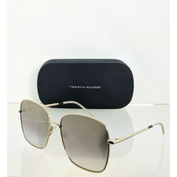 Brand New Authentic Tommy Hilfiger Sunglasses TH 1648/S RHLFQ 58mm 1648 Frame