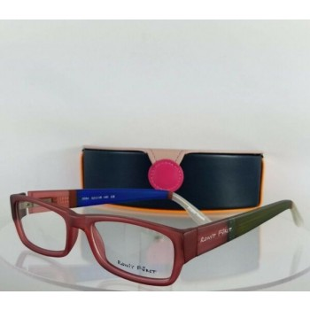 Brand New Authentic RONIT FURST RF 3784 MI 53mm Hand painted Eyeglasses