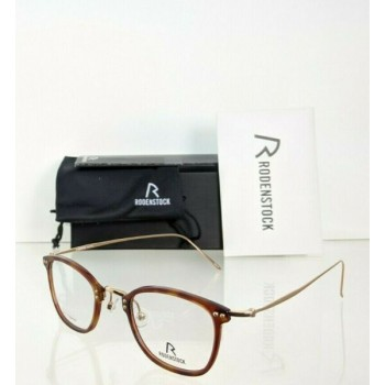 Brand New Authentic Rodenstock Eyeglasses R 7078 A 44mm (small) Frame