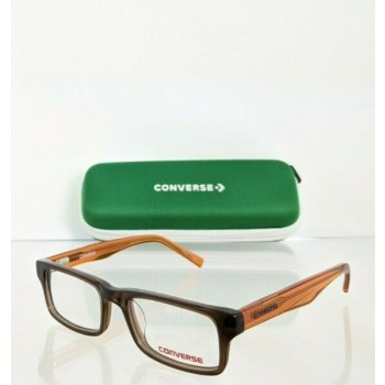Brand New Authentic Converse Eyeglasses K003 Brown 45mm Frame