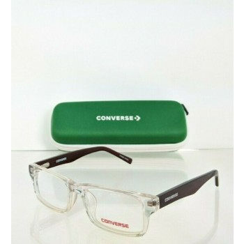 Brand New Authentic Converse Eyeglasses K003 Crystal 45mm Frame