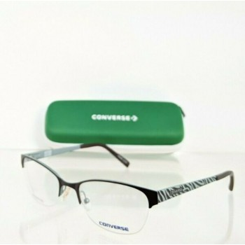 Brand New Authentic Converse Eyeglasses A059 Brown 50mm Frame