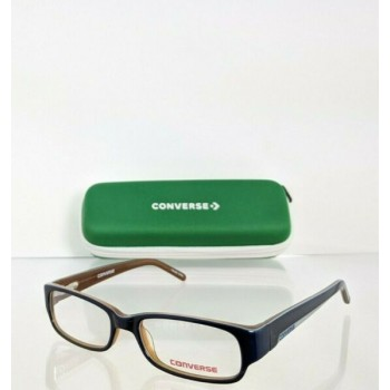 Brand New Authentic Converse Eyeglasses WHY Navy 47mm Frame