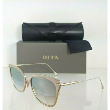 Brand New Authentic Dita Sunglasses ARISE DRX 3041 C-T GOLD 54mm Frame