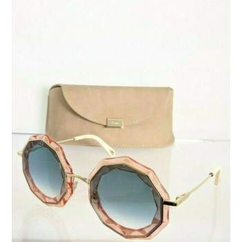 Brand New Authentic Chloe Sunglasses CE 160S 739 52mm Gold 160 Frame