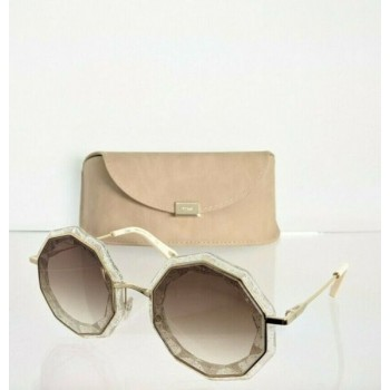 Brand New Authentic Chloe Sunglasses CE 160S 859 52mm Gold 160 Frame