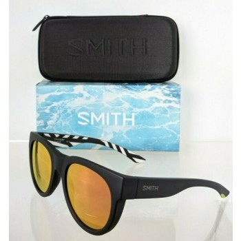 Brand New Authentic Smith Optics Sunglasses CRUSADER Squall S37 CP Frame