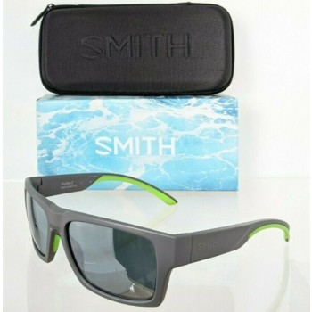 Brand New Authentic Smith Optics Sunglasses OUTLIER 2 Matte Cement FRE Frame