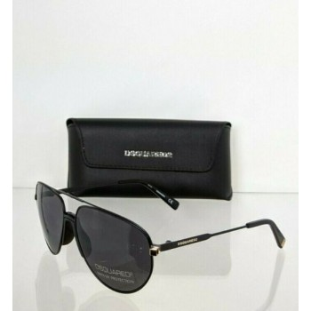 Brand New Authentic Dsquared2 Sunglasses DQ 0343 Nolan 02A 60mm Frame DQ0343
