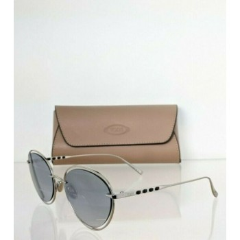 Brand New Authentic Tod's Sunglasses TO 264 16C 57mm Gunmetal Frame TO264
