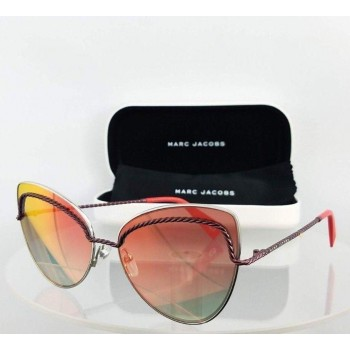 Marc Jacobs 255/S Lmfuz Red Sunglasses