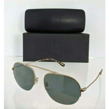 Dunhill SDH102 0MCA Antique Gold Sunglasses