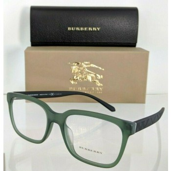 Burberry BE 2262 3700 Green & Black Eyeglasses