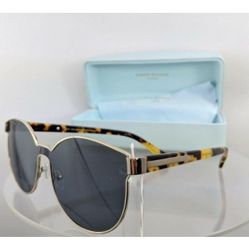 Karen Walker STAR SAILOR Tortoise Gold Sunglasses