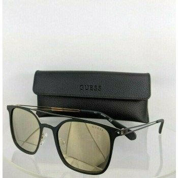 Guess GU6923 02G Black Gold Sunglasses